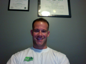 Robert Gibson, Educated Nutrition And Fitness